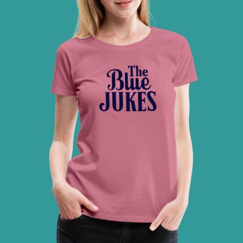 The Blue Jukes Logo - Women's Premium T-Shirt