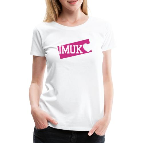 IMUK Love - Frauen Premium T-Shirt
