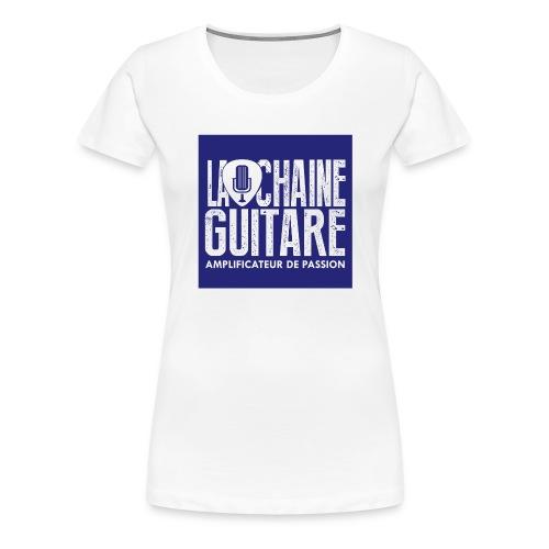 Logo FR Square2000 jpg - T-shirt Premium Femme