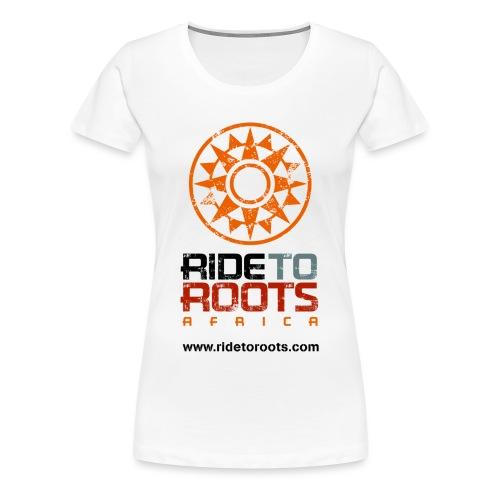 RTR vertical - Camiseta premium mujer