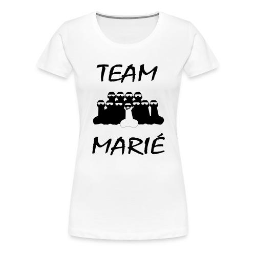evg team - T-shirt Premium Femme