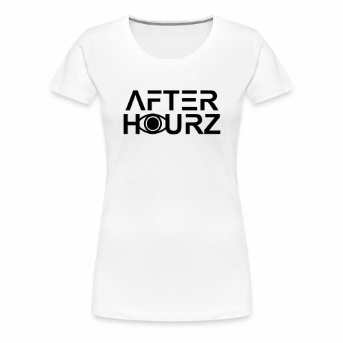 Afterhour Rave Partys Electronic Music Clubbing DJ - Frauen Premium T-Shirt