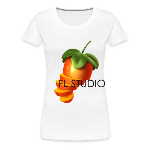 Sliced Sweaty Fruit - Women's Premium T-Shirt