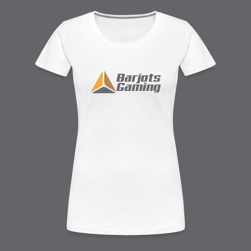 Barjots Gaming - T-shirt Premium Femme
