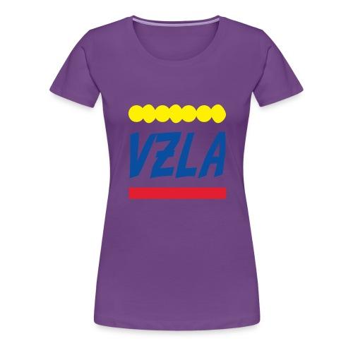 vzla 01 - Camiseta premium mujer