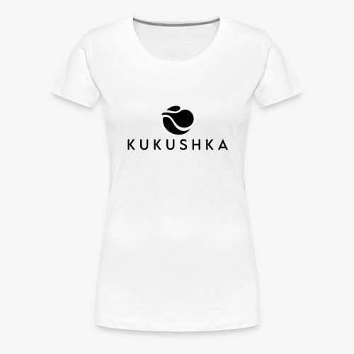 KUKUSHKA RECORDS - Women's Premium T-Shirt