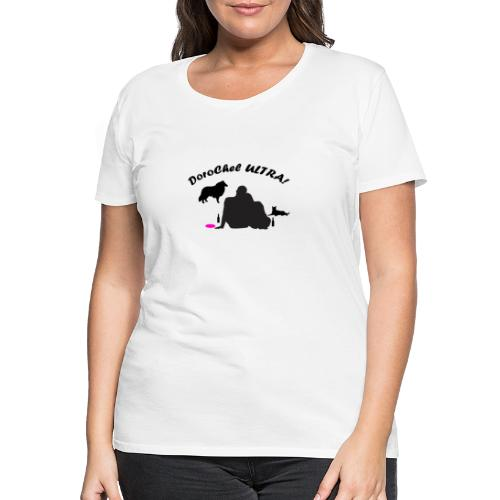 Ultra Bright New - Frauen Premium T-Shirt
