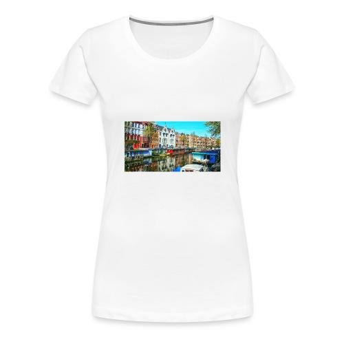 image - T-shirt Premium Femme