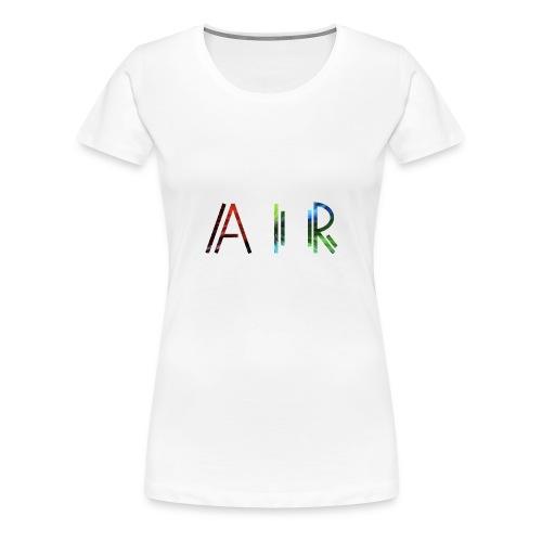 Air classic - intense dimension - T-shirt Premium Femme