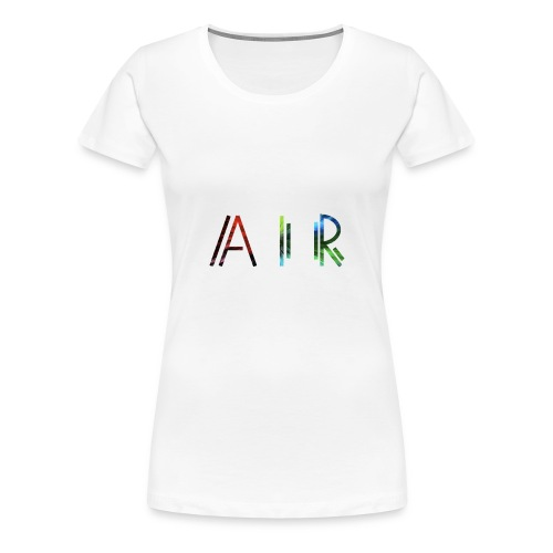 Air classic - intense dimension - T-shirt Premium Femme