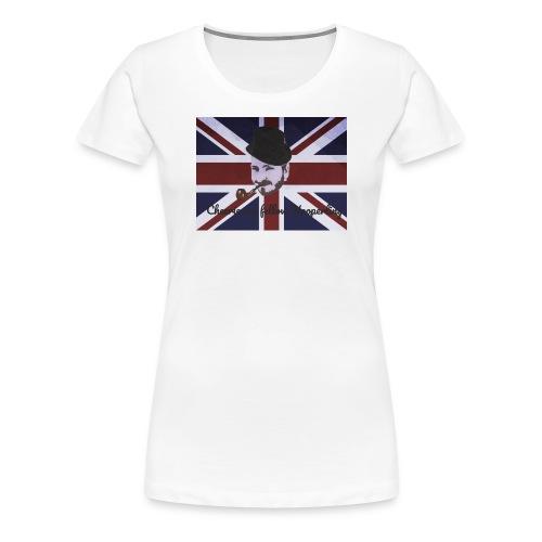 Cheerio my fellow Kooperling Kooper159 - Frauen Premium T-Shirt