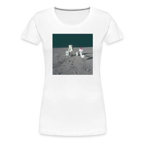 Apollo 11 Kip - T-shirt Premium Femme