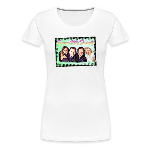 Design med Vores Aller Nyeste YouTube Logo - Dame premium T-shirt