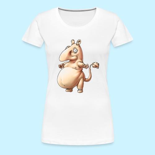 Niiskupeikko - Naisten premium t-paita