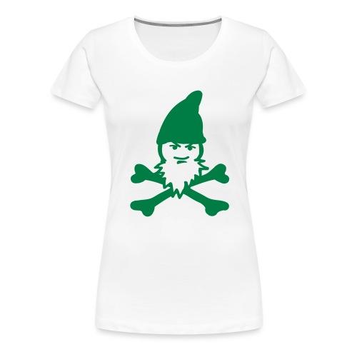 Freibeuter Zwerg - Frauen Premium T-Shirt