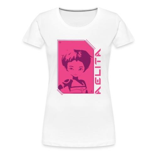 Code lyoko - T-shirt Premium Femme