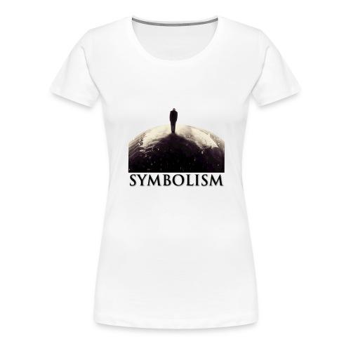 Symbolism Limited Design - Women's Premium T-Shirt
