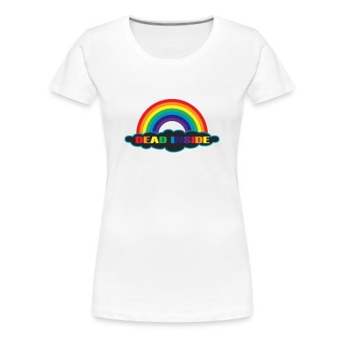DEAD INSIDE Merch - Women's Premium T-Shirt
