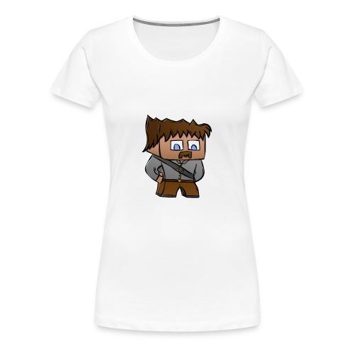 FinalTegning png - Premium T-skjorte for kvinner