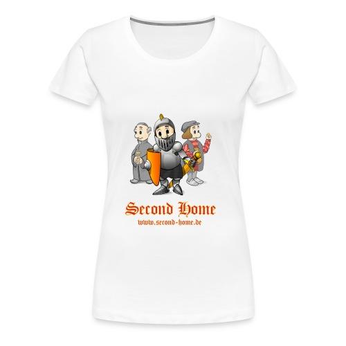shirtlink2 - Frauen Premium T-Shirt