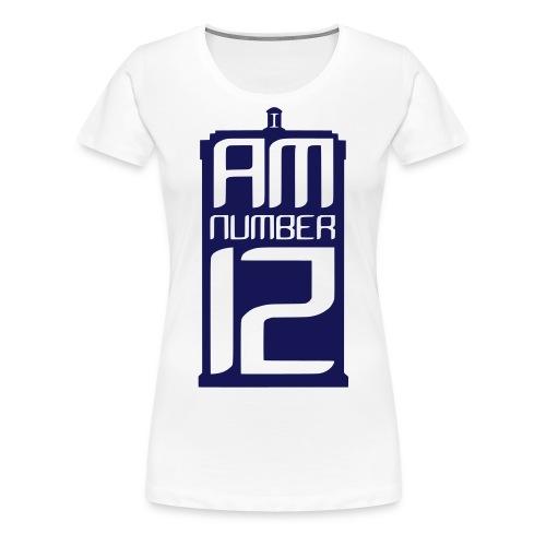 twelve - Women's Premium T-Shirt