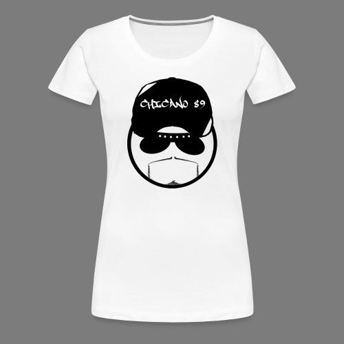ChicanoLogo png - Frauen Premium T-Shirt