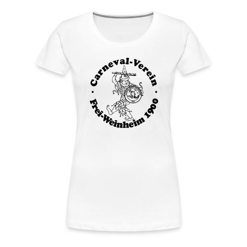 logopullivector - Frauen Premium T-Shirt