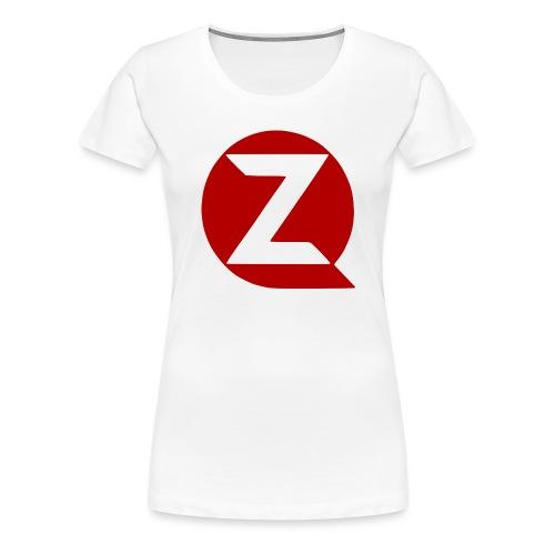 QZ - Women's Premium T-Shirt