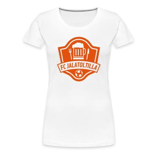 LOGO2 - Camiseta premium mujer