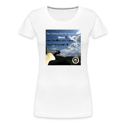 Symbolism - Women's Premium T-Shirt