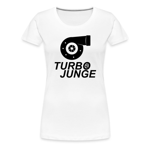 Turbojunge! - Frauen Premium T-Shirt