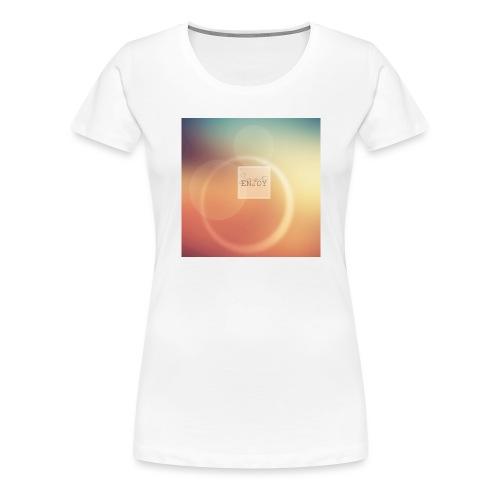 autumn coque png - T-shirt Premium Femme