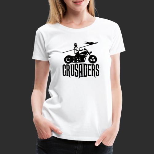 Crusaders - T-shirt Premium Femme