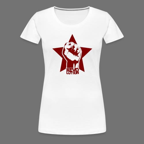 Revolution - Women's Premium T-Shirt