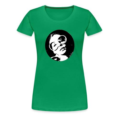 Vintage brasilian woman - T-shirt Premium Femme