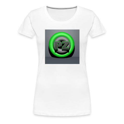 Pandzyz - Premium T-skjorte for kvinner
