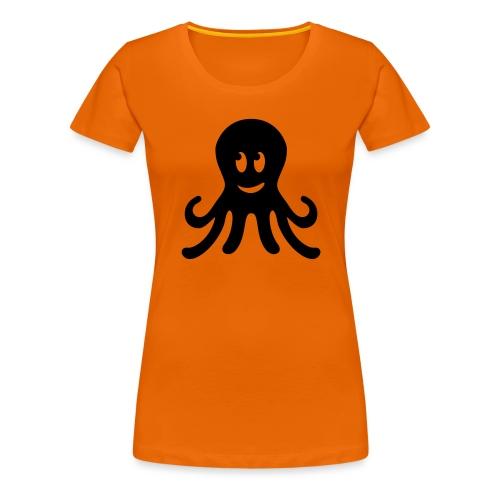 Octopus - Vrouwen Premium T-shirt