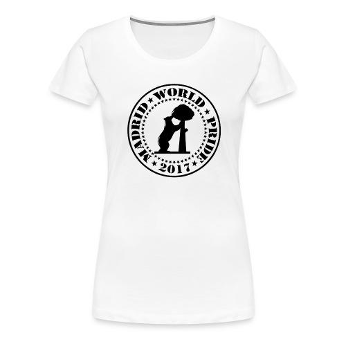 MADRID WORLD PRIDE 2017 - Camiseta premium mujer