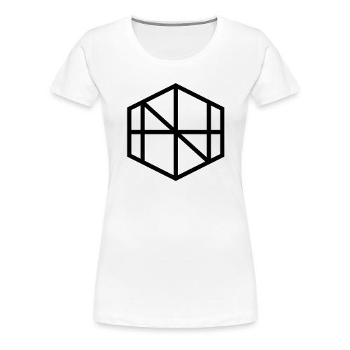 Digitalisti! - Naisten premium t-paita