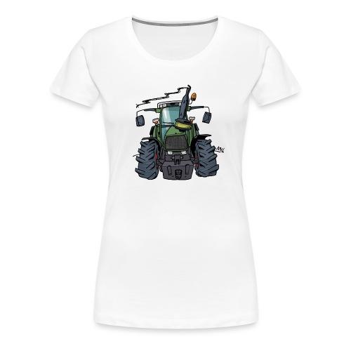 0224 F 3089 - Vrouwen Premium T-shirt