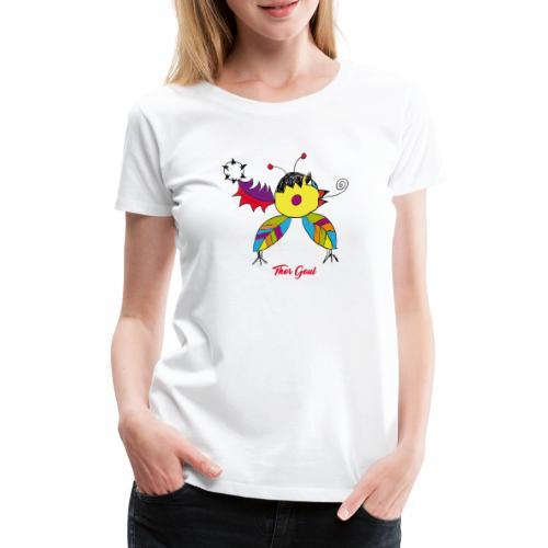 Thor Goul - T-shirt Premium Femme
