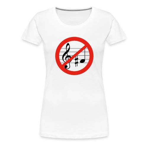 Gib FIS keine Chance - Frauen Premium T-Shirt