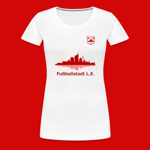 Trikot vorn png - Frauen Premium T-Shirt