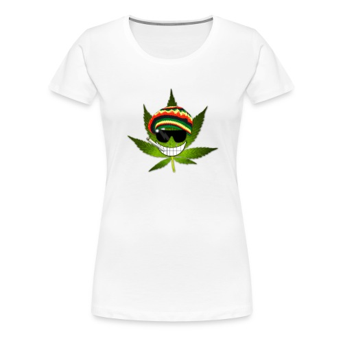 GermanWeedBoys Logo Buttons - Women's Premium T-Shirt