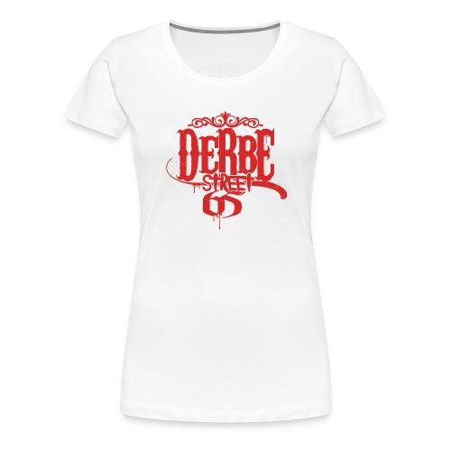 Derbe Street Hoodie - Frauen Premium T-Shirt