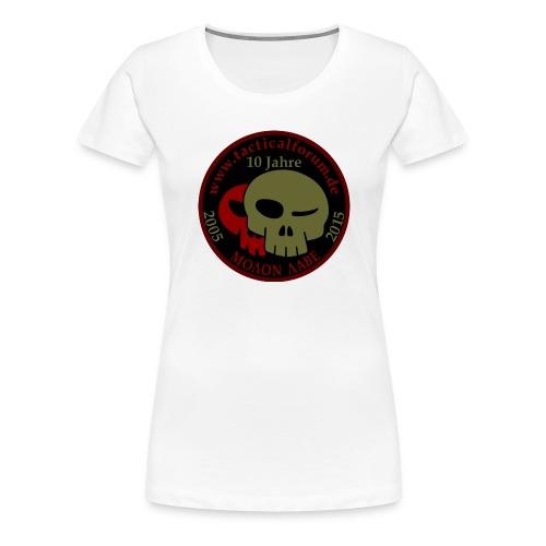 TF-Skull_b - Frauen Premium T-Shirt