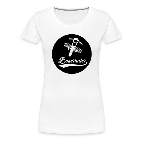 boxerluder-logo - Frauen Premium T-Shirt