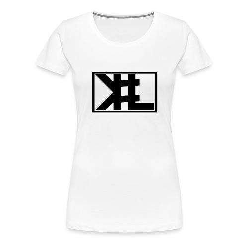 kllogga2 png - Premium-T-shirt dam