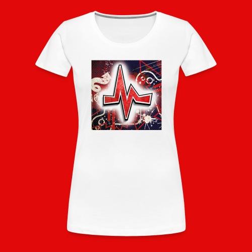 CROSSHUNTER Mousepad - Frauen Premium T-Shirt