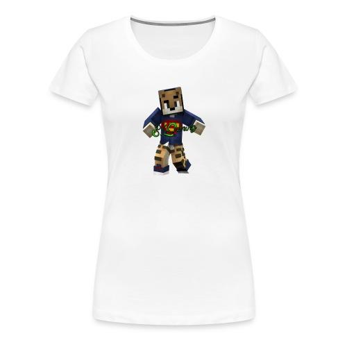TheSLG-Sander - Vrouwen Premium T-shirt